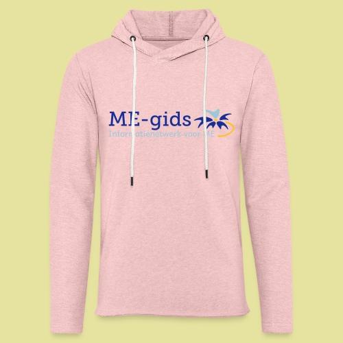 logomegids - Lichte hoodie unisex