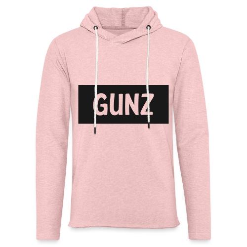 Gunz - Let sweatshirt med hætte, unisex