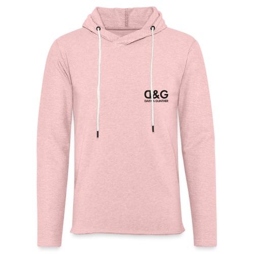 DG-logo - Lichte hoodie unisex