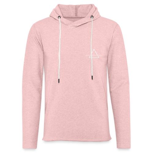 MOUNTAIN TRIANGLE - Lichte hoodie unisex