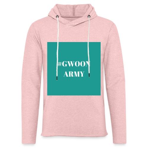 #GwoonArmy - Lichte hoodie unisex