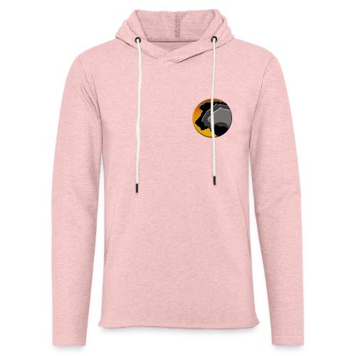 Logo LES FELINS original - Sweat-shirt à capuche léger unisexe