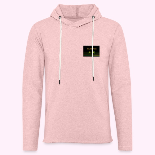 EYES (CATSPOOK) - Let sweatshirt med hætte, unisex