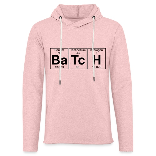 Ba-Tc-H (batch) - Full - Light Unisex Sweatshirt Hoodie