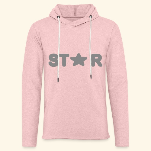 Star of Stars - Light Unisex Sweatshirt Hoodie