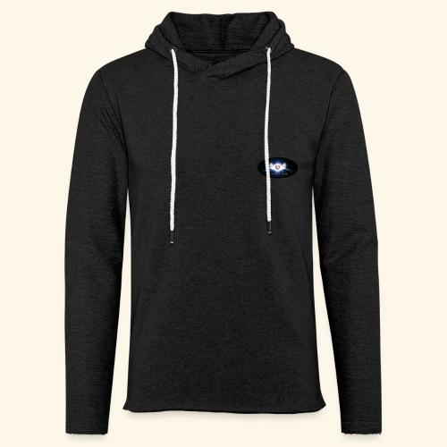AMH Symbol - Leichtes Kapuzensweatshirt Unisex