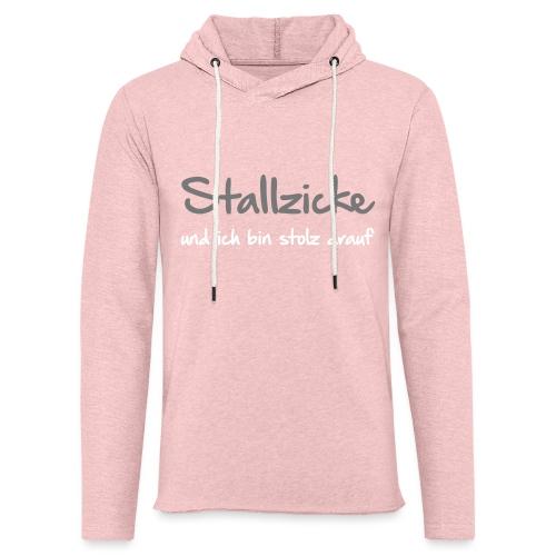 Vorschau: Stallzicke - Leichtes Kapuzensweatshirt Unisex