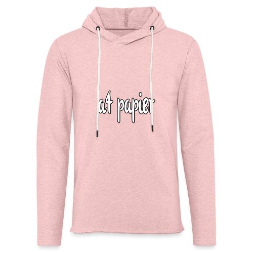 A4Papier - Lichte hoodie unisex