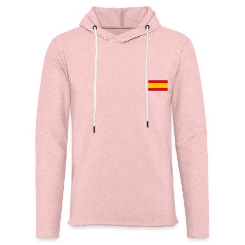 Bandera España - Sudadera ligera unisex con capucha