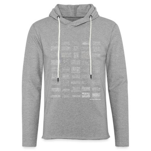Synth Evolution T-shirt - Black - Light Unisex Sweatshirt Hoodie