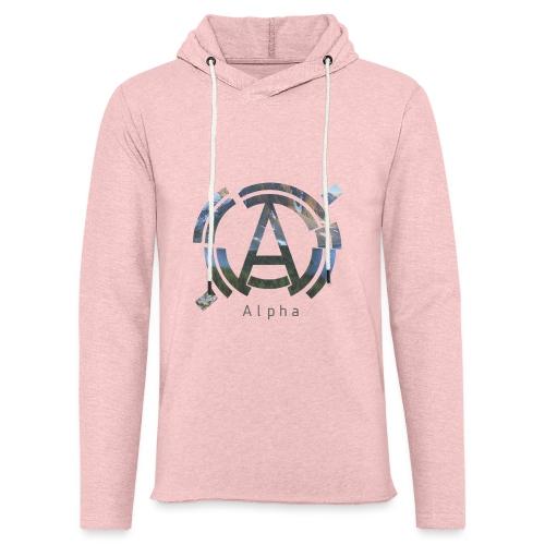AlphaOfficial Logo T-Shirt - Light Unisex Sweatshirt Hoodie