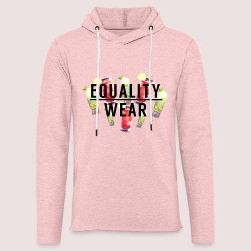 Equality Wear Summer Edition - Light Unisex Sweatshirt Hoodie