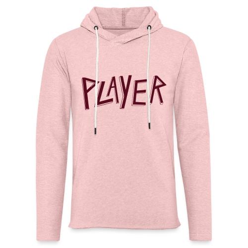 player Slayer - Sweat-shirt à capuche léger unisexe