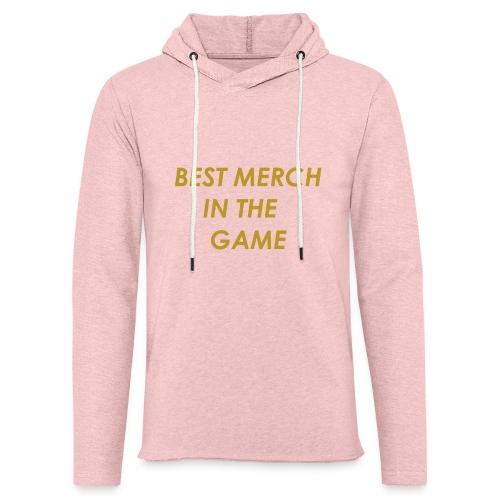 BEST MERCH HOODIE - Light Unisex Sweatshirt Hoodie