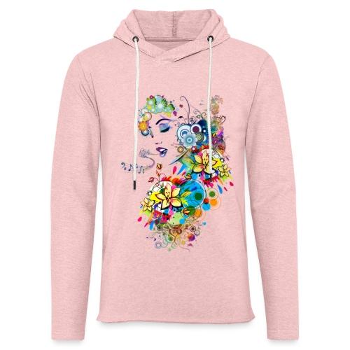 Lady singer - Sweat-shirt à capuche léger unisexe