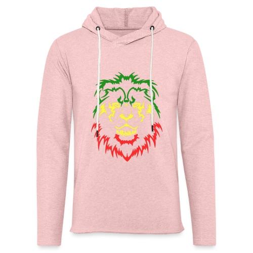 KARAVAAN Lion Reggae - Lichte hoodie unisex