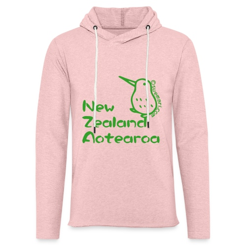 New Zealand Aotearoa - Light Unisex Sweatshirt Hoodie