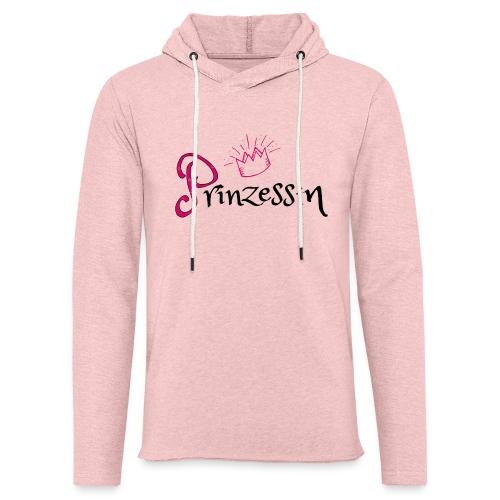 Prinzessin - Leichtes Kapuzensweatshirt Unisex