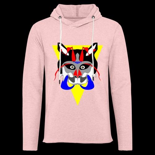 KatSa - Sweat-shirt à capuche léger unisexe