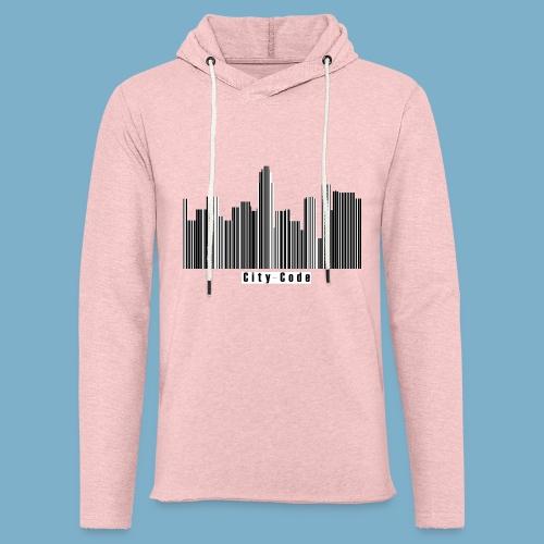 City Code - Deine Stadt - Leichtes Kapuzensweatshirt Unisex