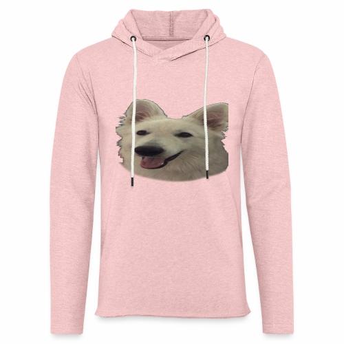 hond pet - Lichte hoodie unisex