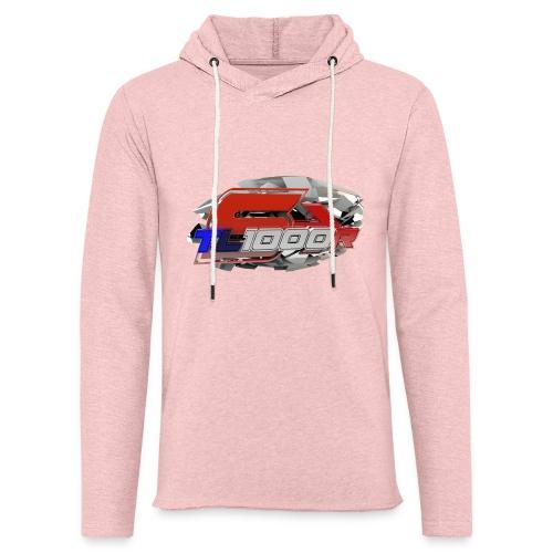 S TL 1000 R - Sweat-shirt à capuche léger unisexe