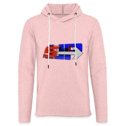 S JJP - Sweat-shirt à capuche léger unisexe