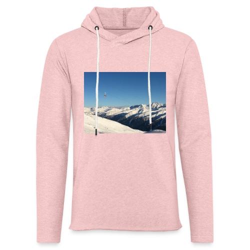 bergen - Lichte hoodie unisex