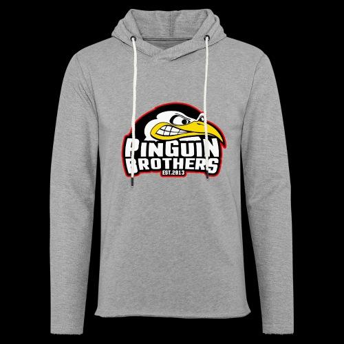 Pinguin bracia Clan - Lekka bluza z kapturem