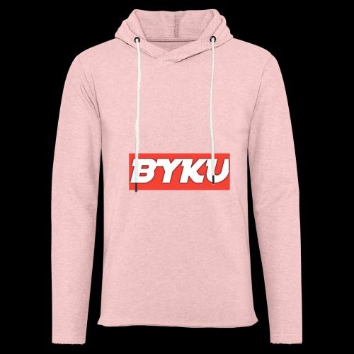 BYKUclothes - Lekka bluza z kapturem
