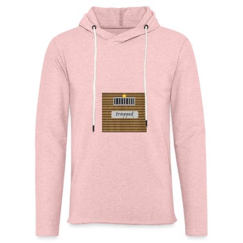 Locked box - Light Unisex Sweatshirt Hoodie