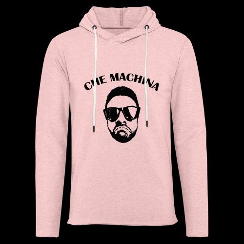 CHE MACHINA - Felpa con cappuccio leggera unisex