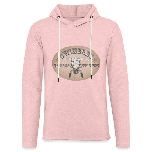 Summerby Saloon - Leichtes Kapuzensweatshirt Unisex