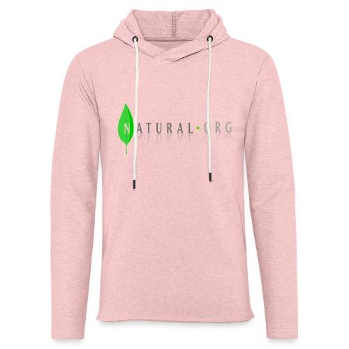 natural frees - Sudadera ligera unisex con capucha