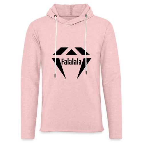 J.O.B Diamant Falalala - Leichtes Kapuzensweatshirt Unisex