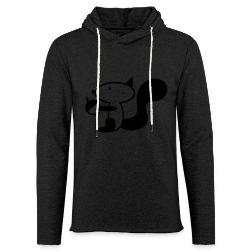 squirrelbw - Lichte hoodie unisex