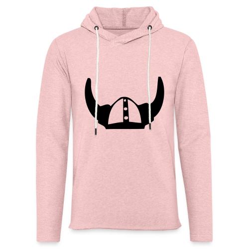 Viking Helmet - Let sweatshirt med hætte, unisex