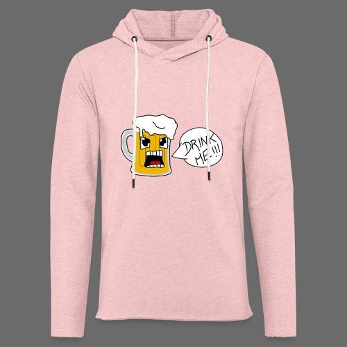 Bière - Sweat-shirt à capuche léger unisexe