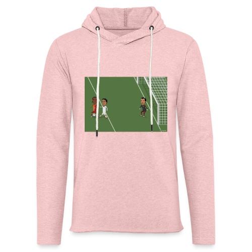 Backheel goal BG - Light Unisex Sweatshirt Hoodie
