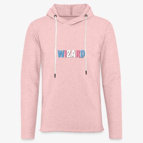 Pride (Trans) Wizard - Light Unisex Sweatshirt Hoodie