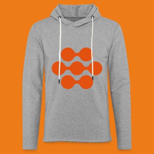seed madagascar logo squa - Light Unisex Sweatshirt Hoodie
