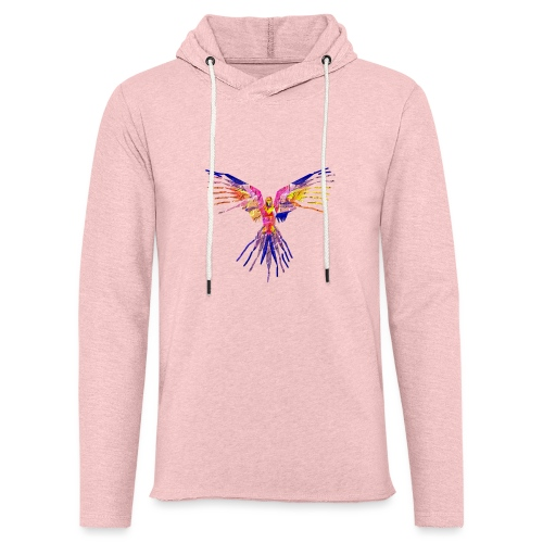 K.A Shirts - Let sweatshirt med hætte, unisex