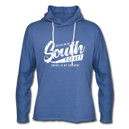 South Coast Sea surf clothes and gifts GP1305A - Kevyt unisex-huppari