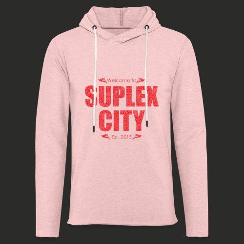Suplex City Mens T-Shirt - Light Unisex Sweatshirt Hoodie