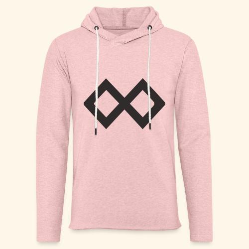 TenX Logo - Leichtes Kapuzensweatshirt Unisex