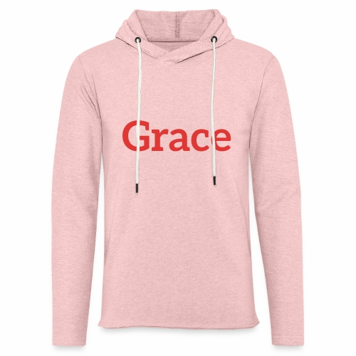 grace - Light Unisex Sweatshirt Hoodie