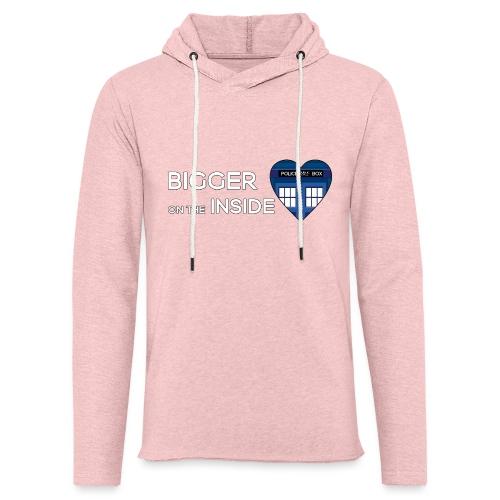 Tardis Heart - Light Unisex Sweatshirt Hoodie
