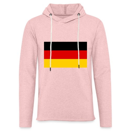 2000px Flag of Germany svg - Leichtes Kapuzensweatshirt Unisex