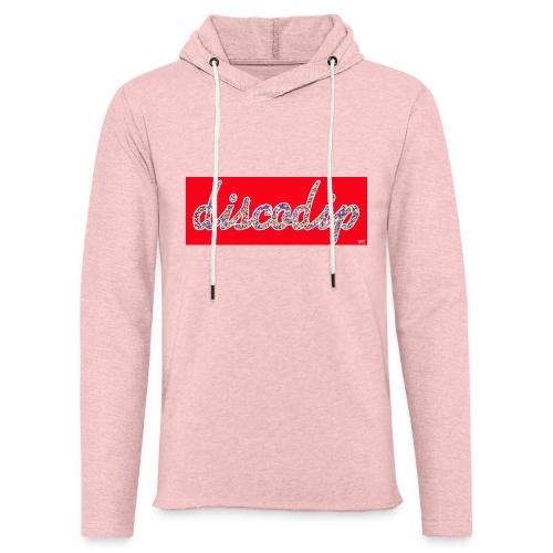 DISCODIP - Lichte hoodie unisex