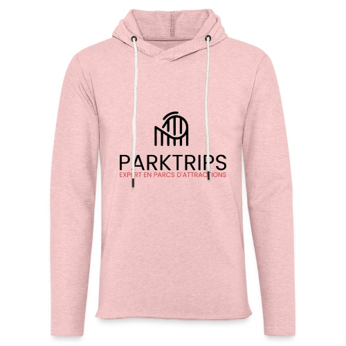Park Trips - Coaster On Top - Sweat-shirt à capuche léger unisexe
